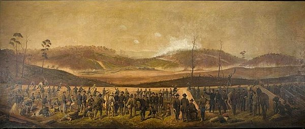 Cavalleria dell'Unione, Guerre Indiane
